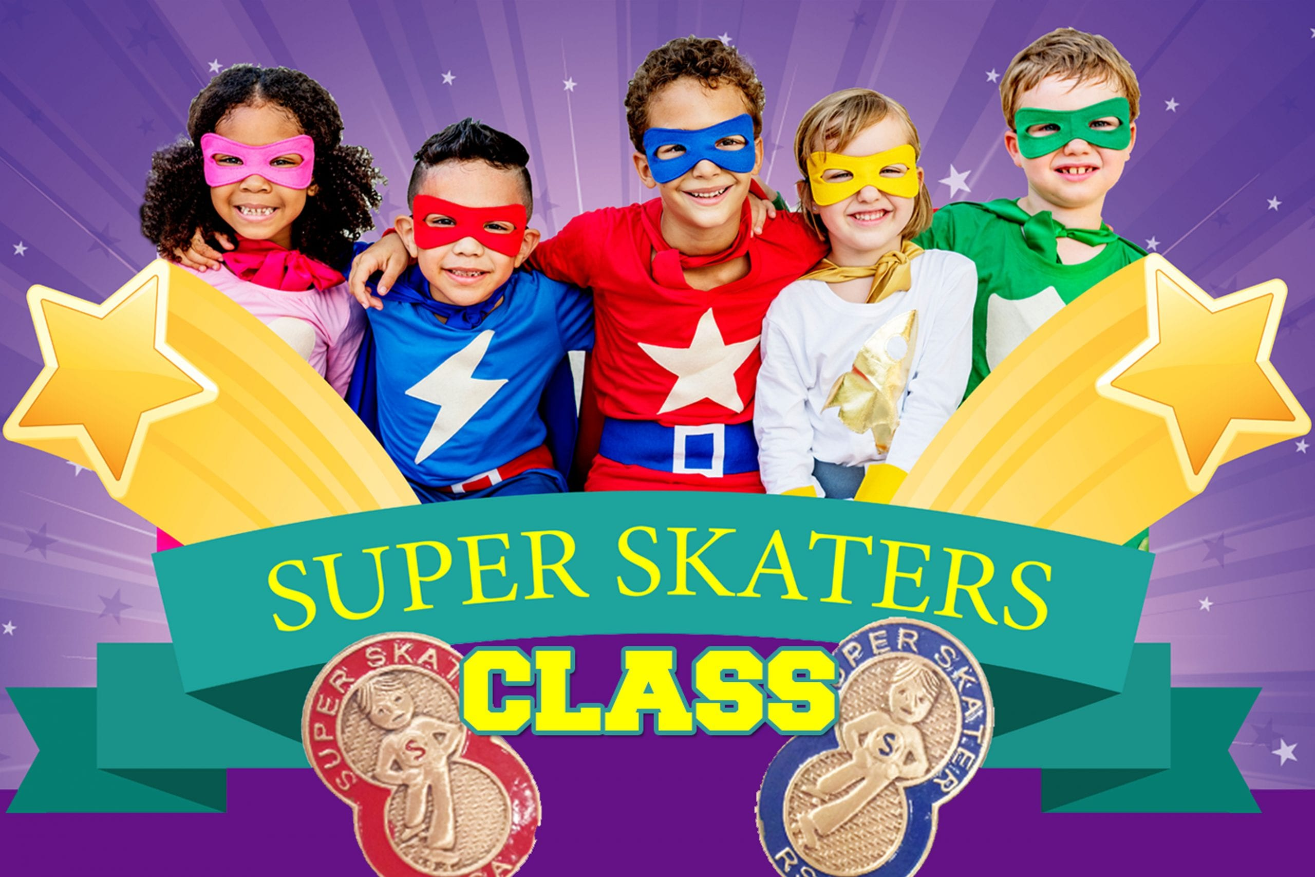 Super Skate Classes